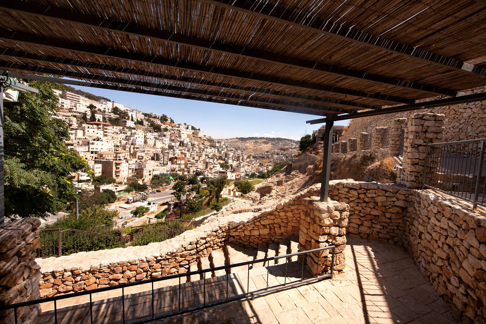 Jerusalem-City of David_7_Noam Chen_IMOT