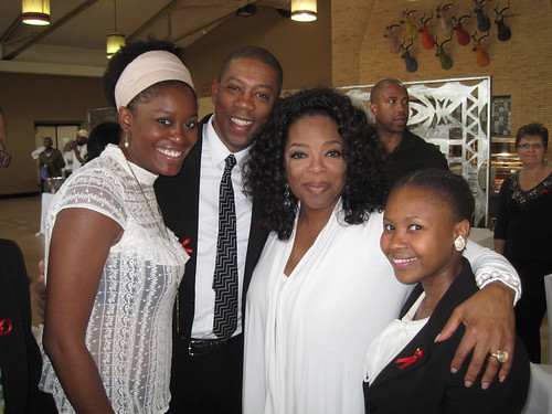 Thuli with Oprah Winfrey | by consultinginspire