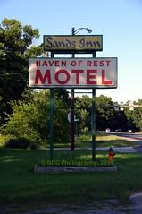 Sands Inn, Haven of Rest Motel, Michigan City, IND.