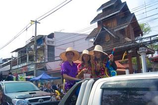 Songkram in Chiang Mai, Thailand | by kimtetsu