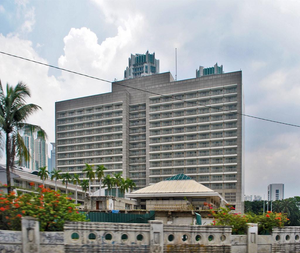 Eks Four Seasons Hotel