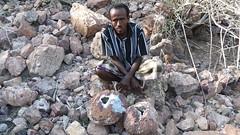 Djibouti_2014 - Découverte de géodes - Madala - Tadjourah