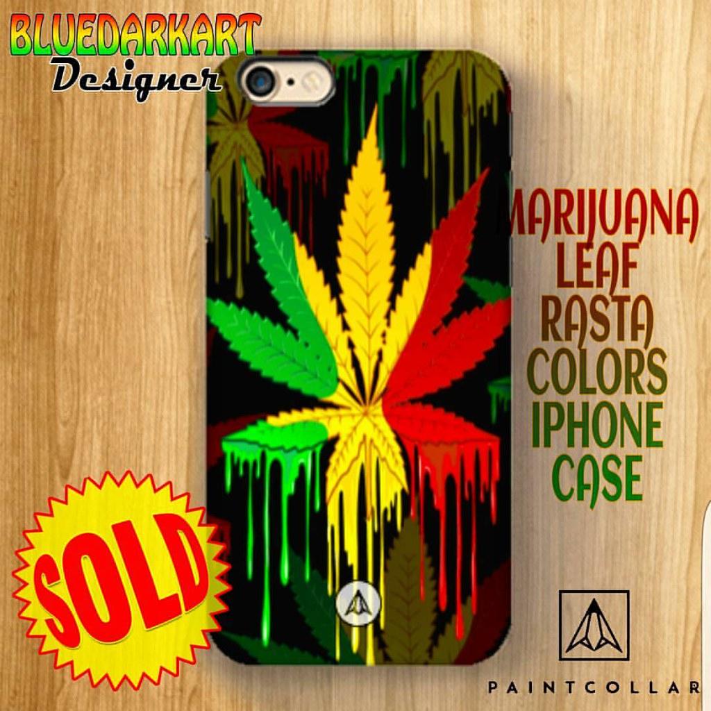 hot sale online 3f511 57ace SOLD! #Marijuana #Leaf #Rasta #Colors #iPhone #Case 🌱 #De… | Flickr