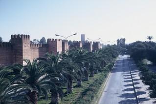 Taroudant City wall (2)