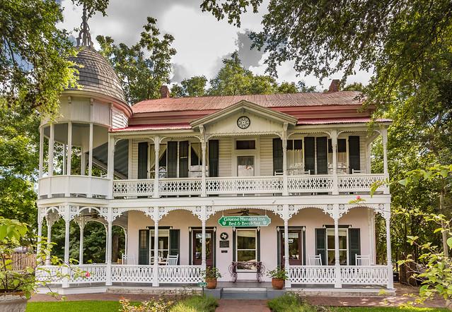 Gruene's Mansion Inn