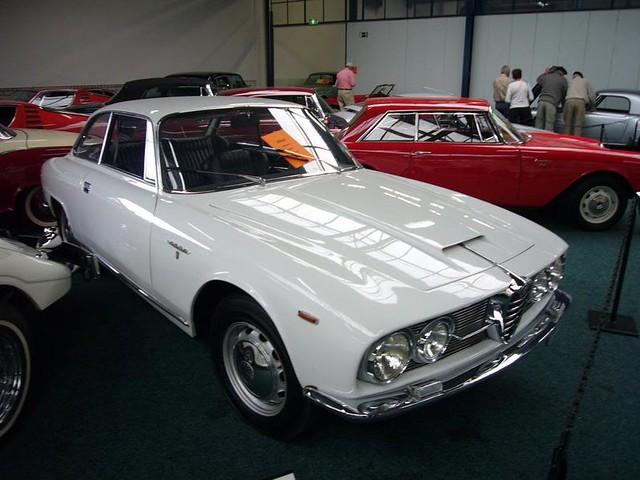 1963 Alfa Romeo 2600 Coupé