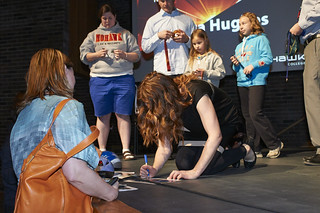 Mohawk Talks 2013: Presents Clara Hughes | by mckeilmarine