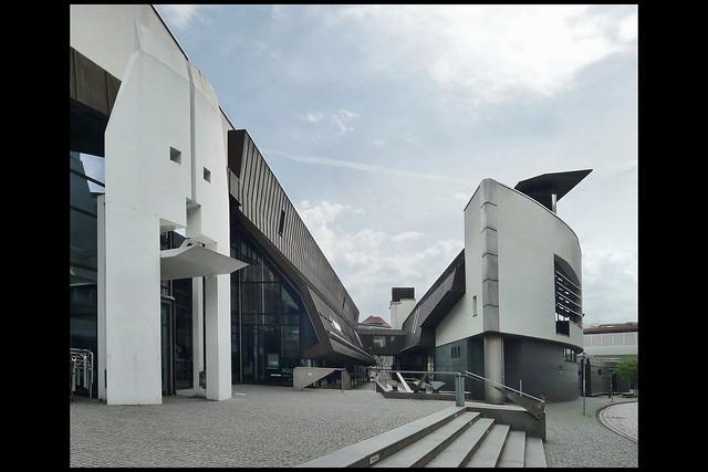 DE munster stadsbibliotheek 02 1993 bolles_wilson (alter steinwg)