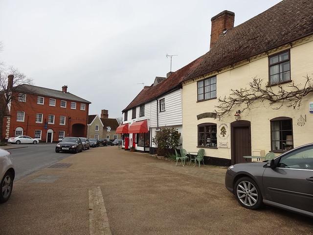 Suffolk, Woolpit