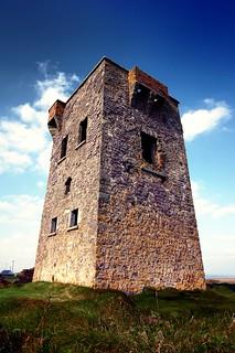 Knockadoon Castle