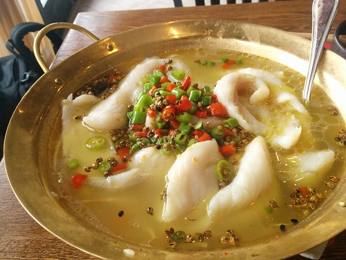 Sichuan-style Poached Fish | by Ron Dollete