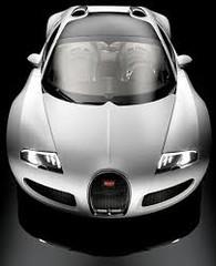 Bugatti Targa top