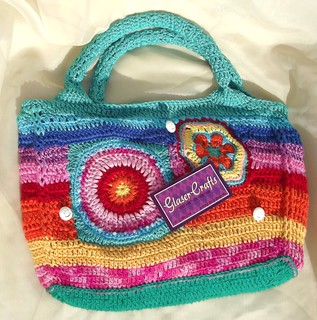Colored Crochet Purse | by Drikka Glaser