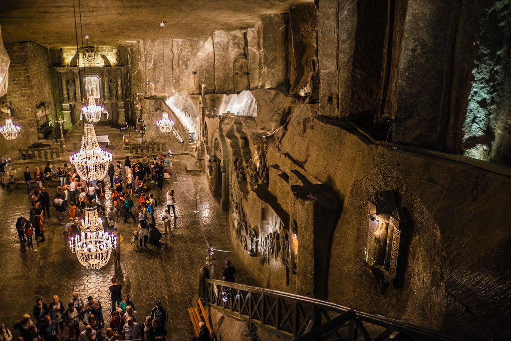 """Résultat de recherche d'images pour """"Wieliczka Salt Mine, Poland"""""""
