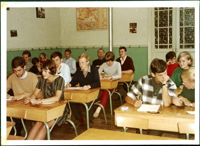 Réquista - Sprachunterricht 1967