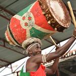 Amani Festival 2014 - Tambourinaires du Burundi