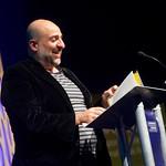 Omid Djalili at The Edinburgh International Book Festival |