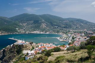 View of Skopelos, Greece | by RomanK.