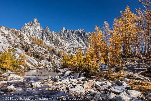 The Enchantments, Alpine Lake Wilderness, Washington