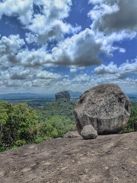 Sigirya Rock,Sri Lanka