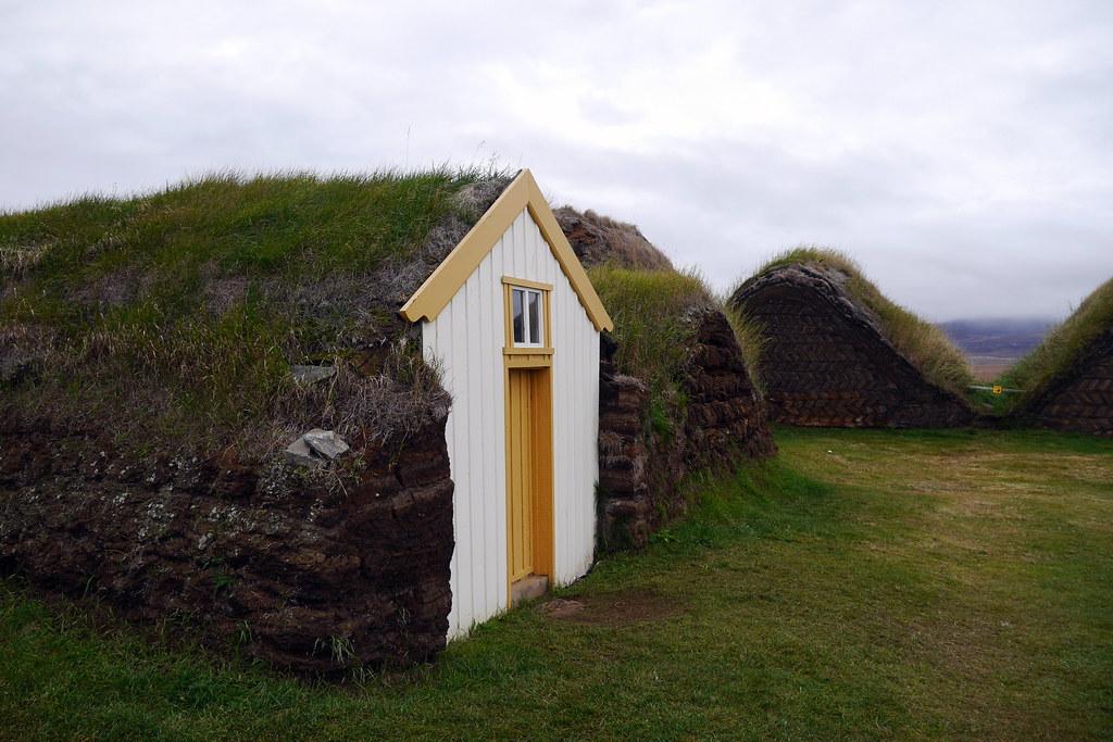 Farmhouse Back Entrance