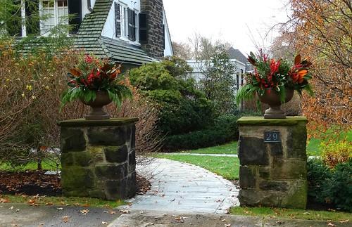 pennsylvania allegheny sewickley home abode house december morning landscape upperohiovalley pa65 i79pa erjkprunczyk