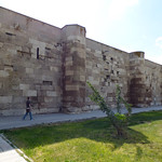 Sultanhanı Kervansarayi - exterior walls (2)