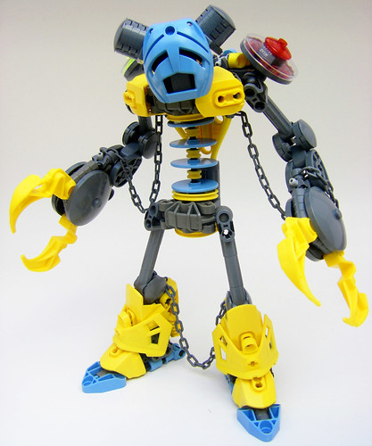 S.a.D. Robot #2: The Shackled Jester