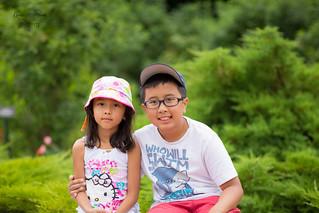 Nephew & Niece   by Khanh.Huu