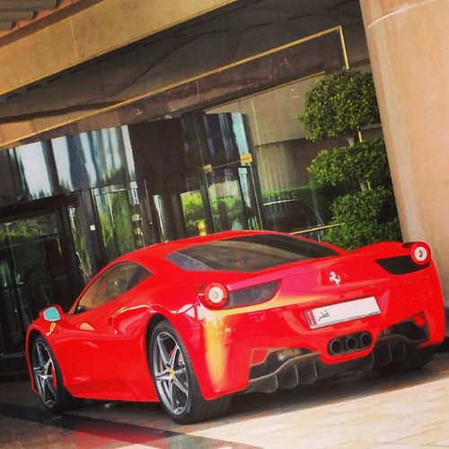 #Ferrari great noisy ride don't use the Turbo boost button ;-) | by 4jorge