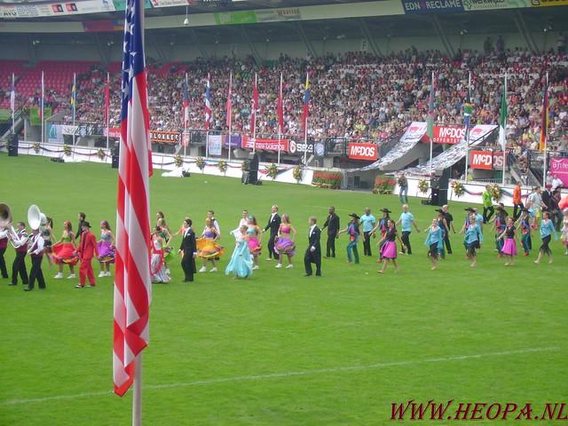 2007-07-16 Startbewijs op halen en vlaggen parade. (58)