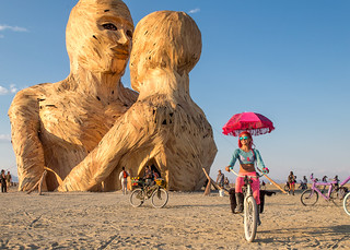 Juicy at Burning Man 2014  [Explored 8-26-14] | by Eric Zumstein