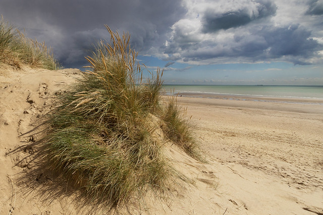 Camber Sands, Rye, East Sussex