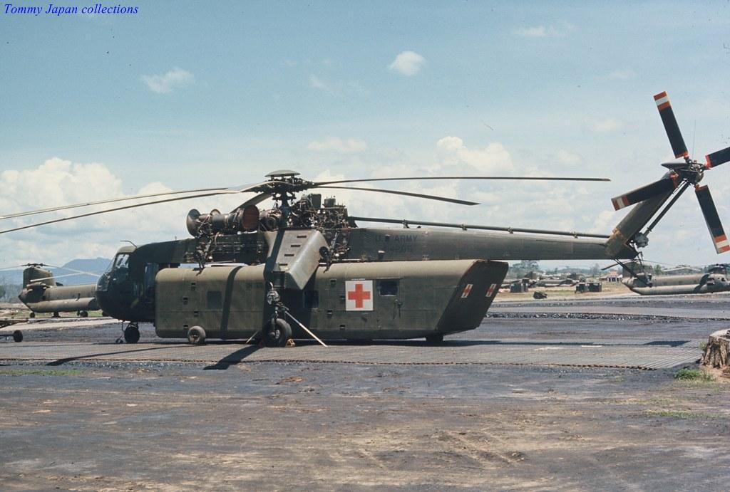 SIKORSKY CH54A Sky Crane | Sikorsky, Aircraft, Wwii aircraft