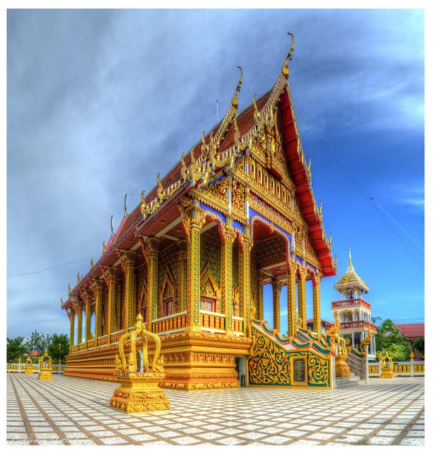 Temple #21 (Detail @ 37 Megapixel)