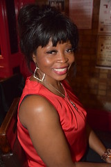 DSC_0061 Rita from Angola Out on the Town Beautiful Portrait at Charlie Wright's Music Lounge Shoreditch London