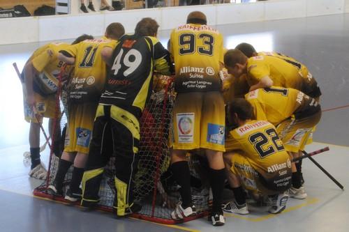 Herren I - Aufstiegsspiele Uster Saison 2010/11