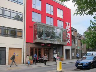Park Theatre, Finsbury Park | by Alan Stanton