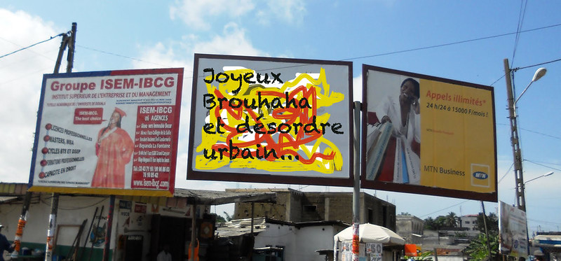 DAS - Brouhaha et désordre Urbain