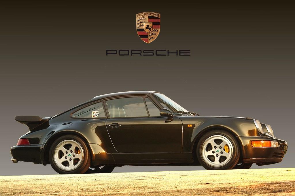 Porsche 964 Turbo Wallpaper Style Infinite Legends Flickr
