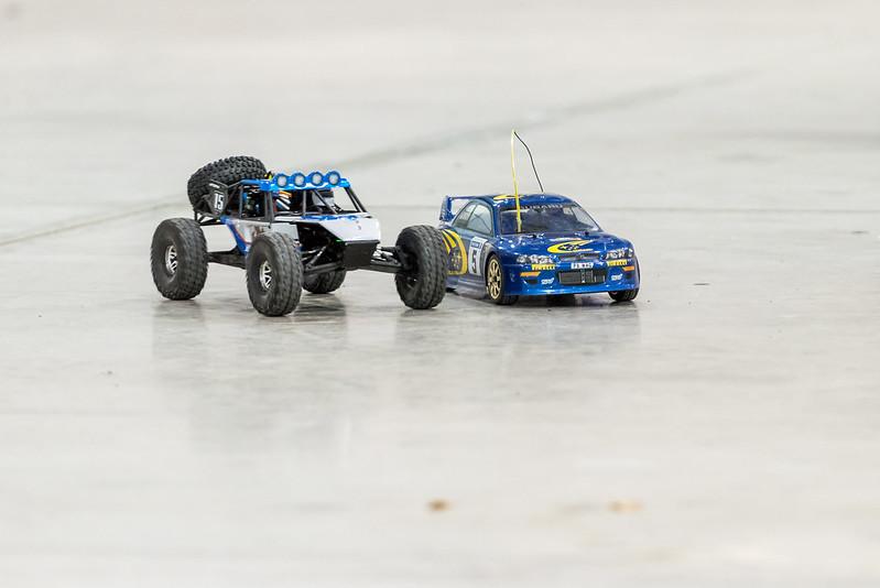Twin Hammers meet Subaru!