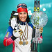 15.03.2015, Oslo, Norway (NOR): Marit Bjoergen (NOR) - FIS world cup cross-country, cups, Oslo (NOR). www.nordicfocus.com. © Felgenhauer/NordicFocus. Every downloaded picture is fee-liable., foto: NordicFocus