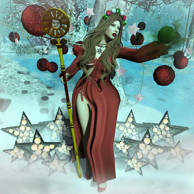 {Blog 116} Ghost of Christmas Present