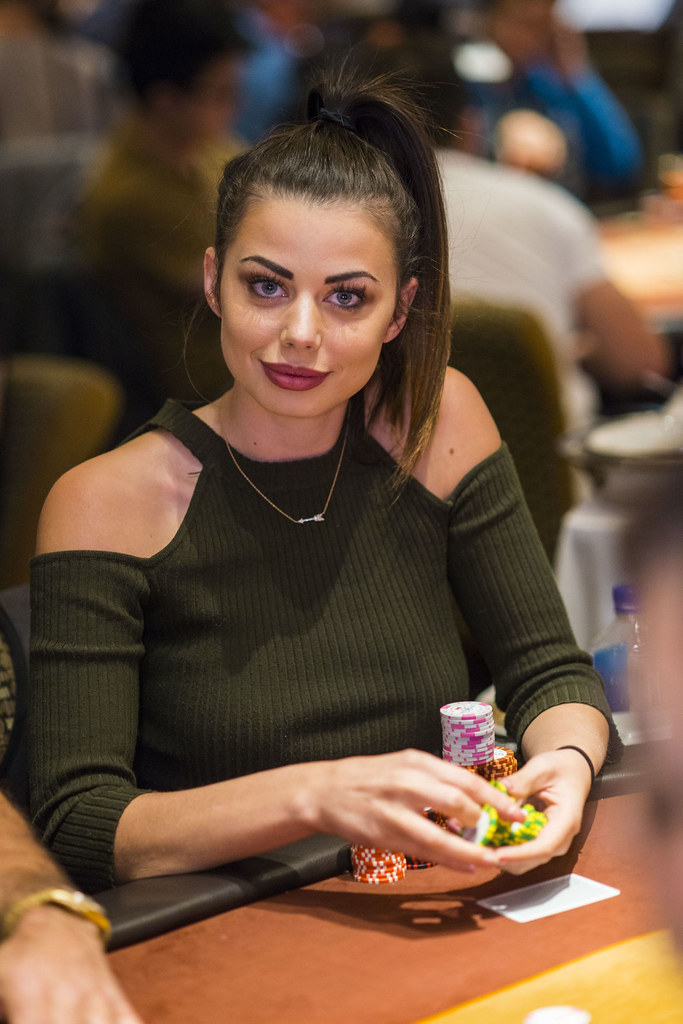 Samantha Abernathy | WPT Five Diamond World Poker Classic