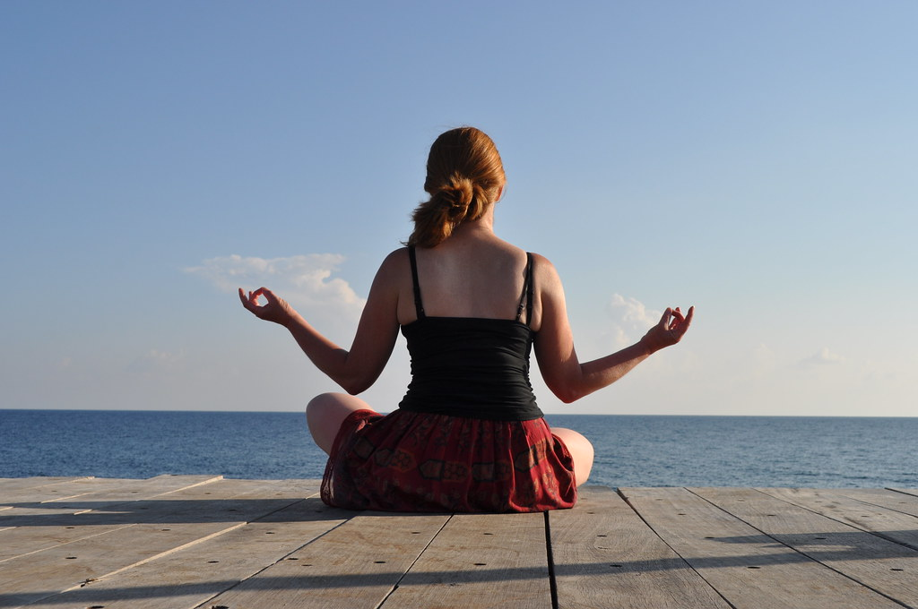 Meditation, Cyprus style