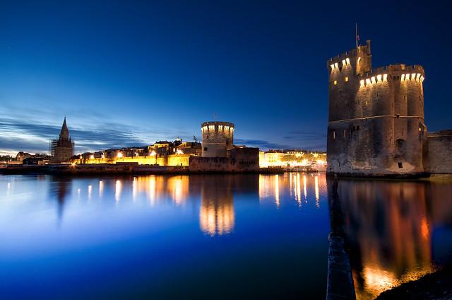 La Rochelle, again and again
