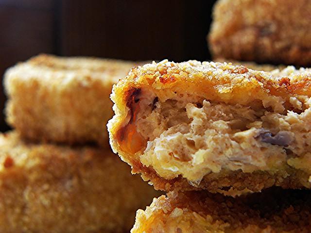nuggets di pollo dettaglio