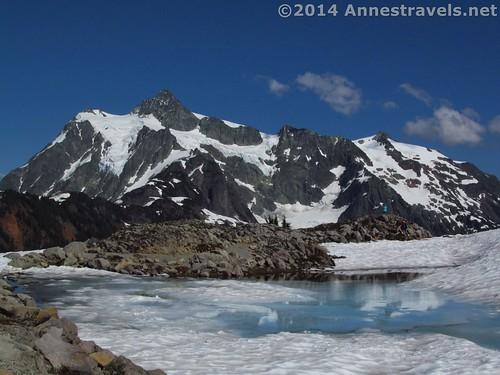 Mt. Shuksan from Artist Ridge, Mount Baker-Snoqualmie National Forest, Washington