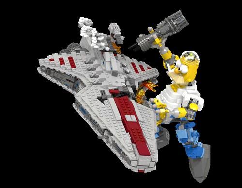 Exo-Homer vs. Venator