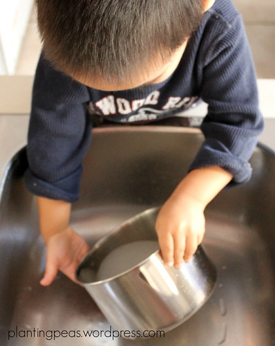 Washing rice 2
